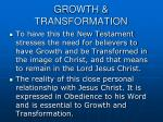 growth transformation1
