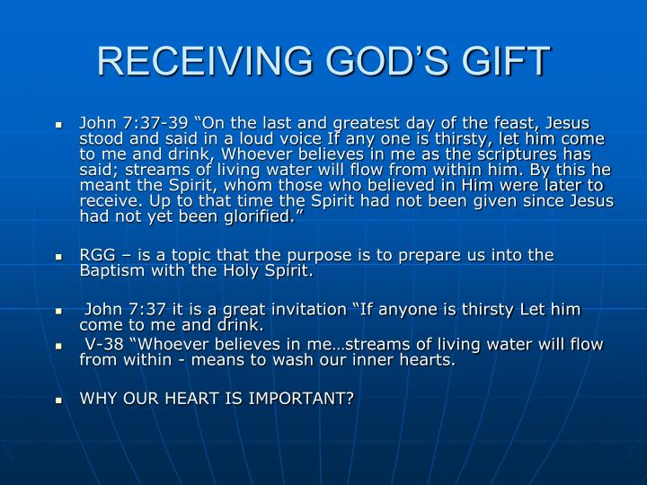 life in the spirit seminar pdf