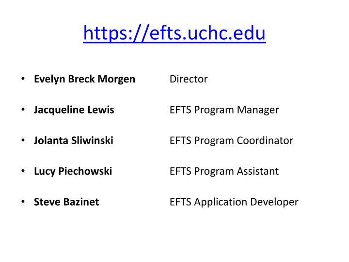 https://efts.uchc.edu