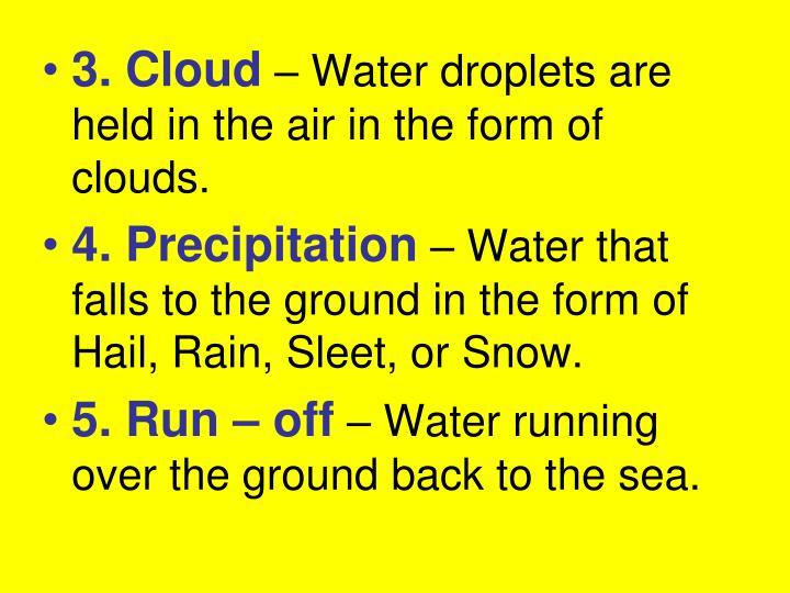 3. Cloud