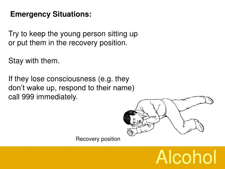 Emergency Situations: