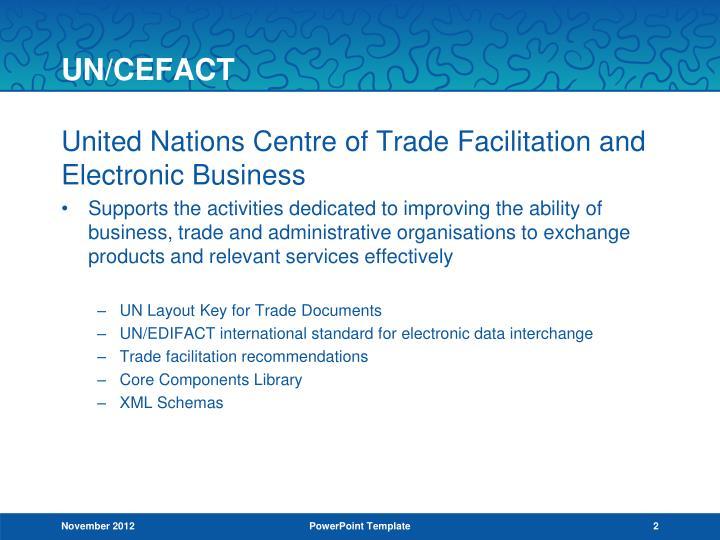 UN/CEFACT