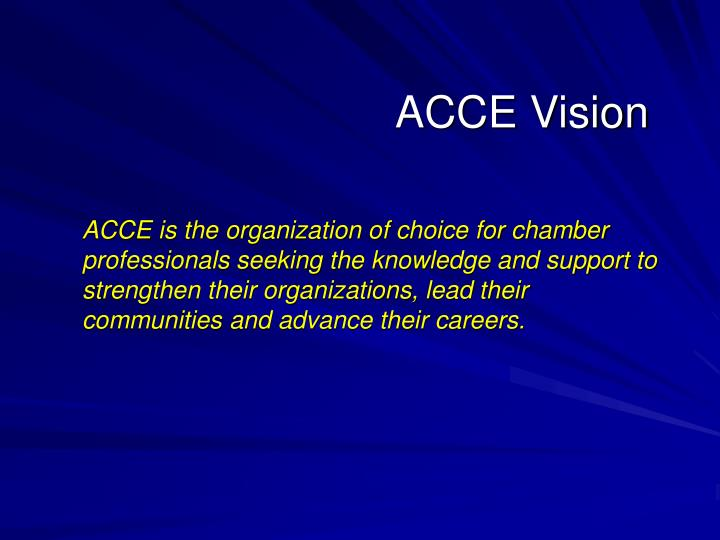 Acce vision