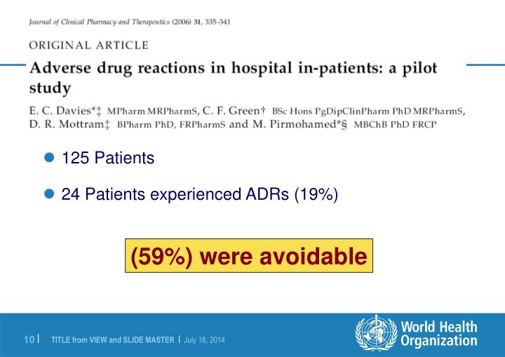 125 Patients