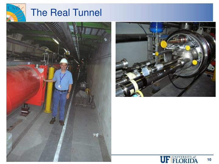 The Real Tunnel
