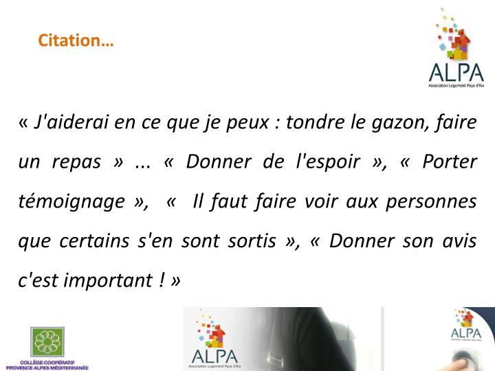 Citation…