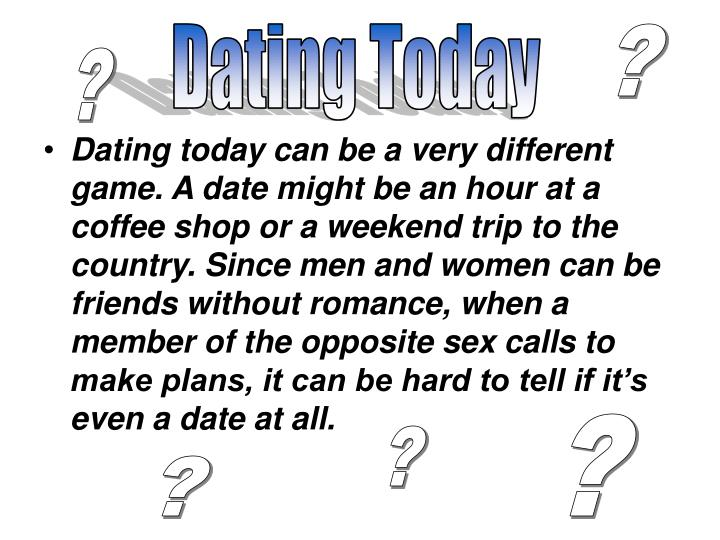 Dating Today