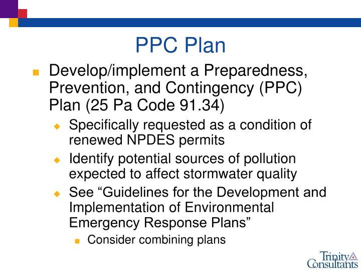 PPC Plan
