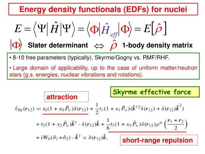 1-body density matrix