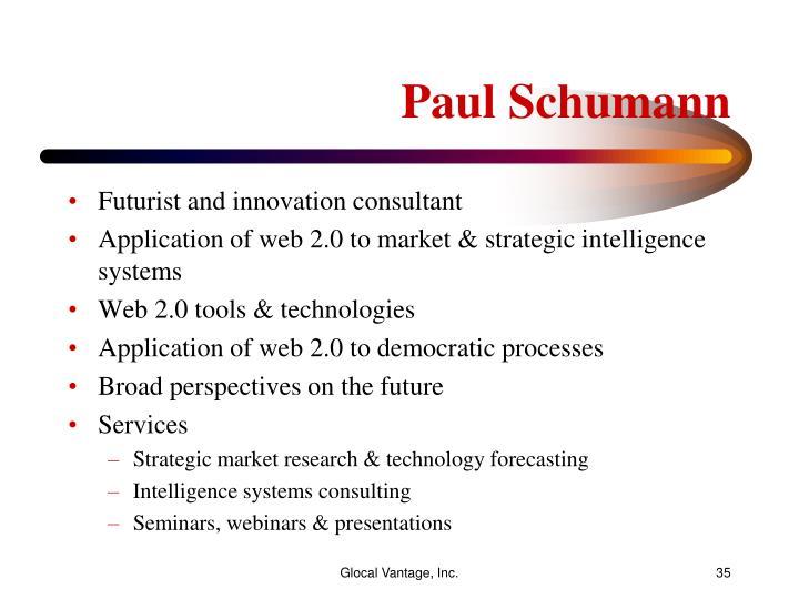 Paul Schumann