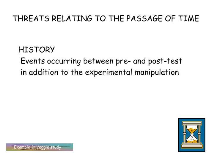 Example 2: Veggie study