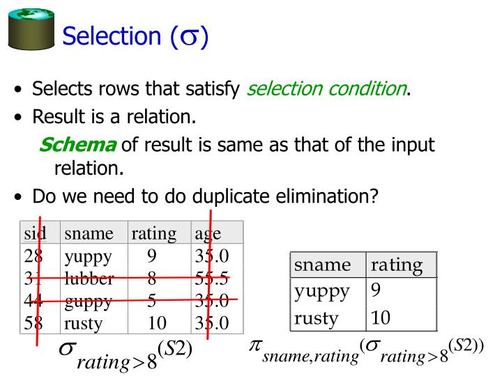Selection (