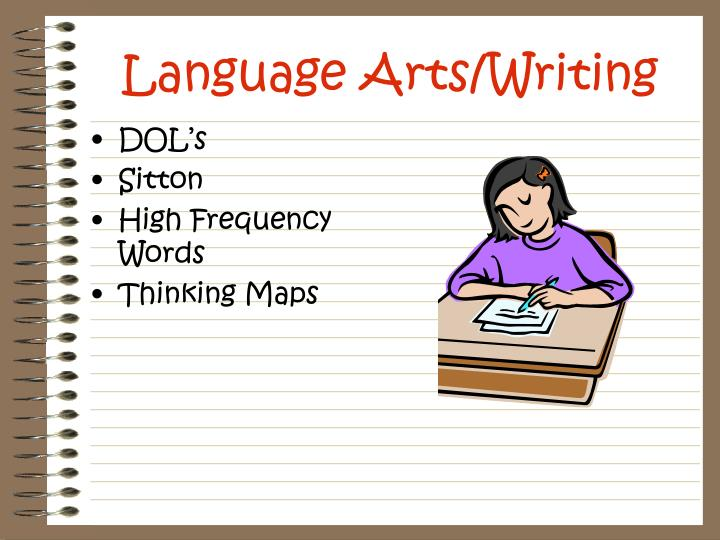 Language Arts/Writing