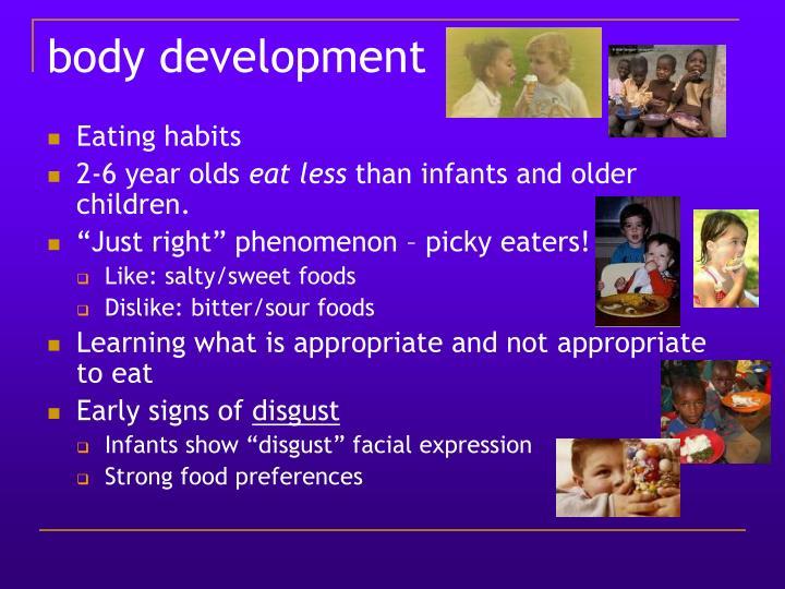 body development