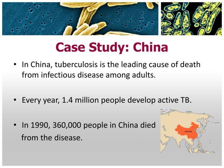 Case Study: China