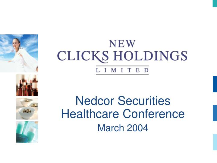 Nedcor Securities