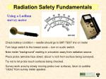 radiation safety fundamentals6