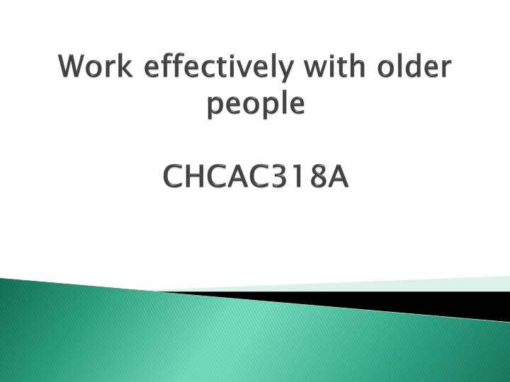 work effectively in the community sector 2 essay The approach in this paper will be to define social work and national group, and community relationships through social work operate as effectively and.