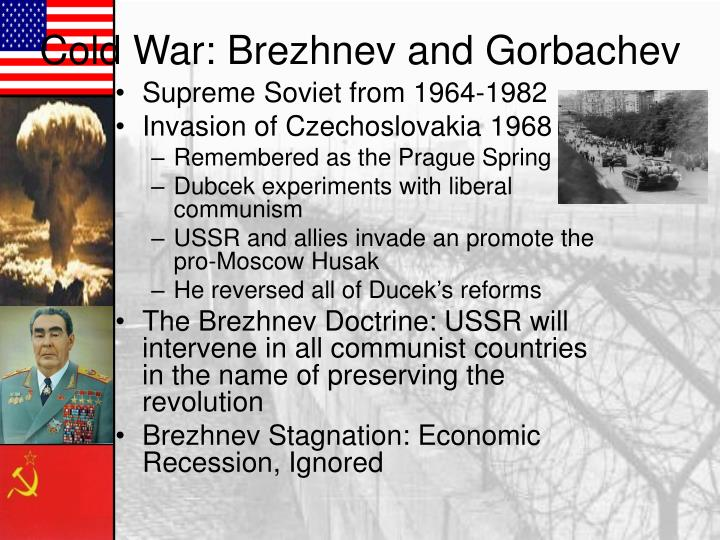 Supreme Soviet from 1964-1982