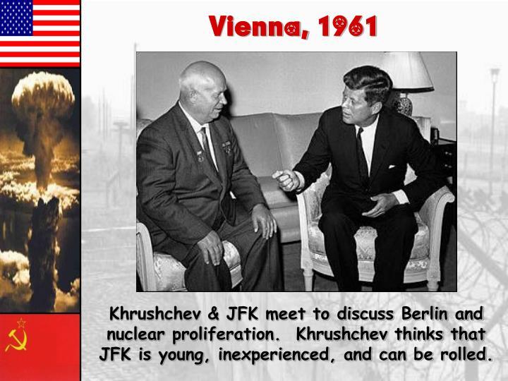 Vienna, 1961
