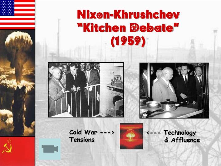 Nixon-Khrushchev