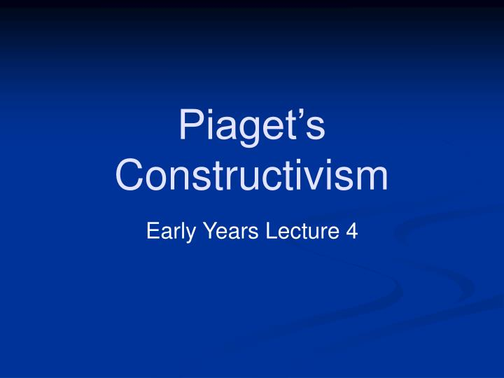 piaget and bowlby Two of the most recognized cognitive psychologists, jean piaget and lev vygotsky, developed theories that addressed cognitive development and.