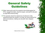 general safety guidelines2