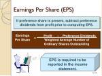 earnings per share eps3