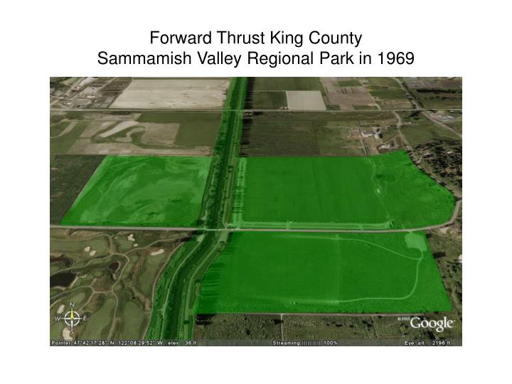 Forward Thrust King County