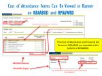 cost of attendance forms can be viewed in banner on rbaabud and rpaawrd