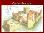 castles example