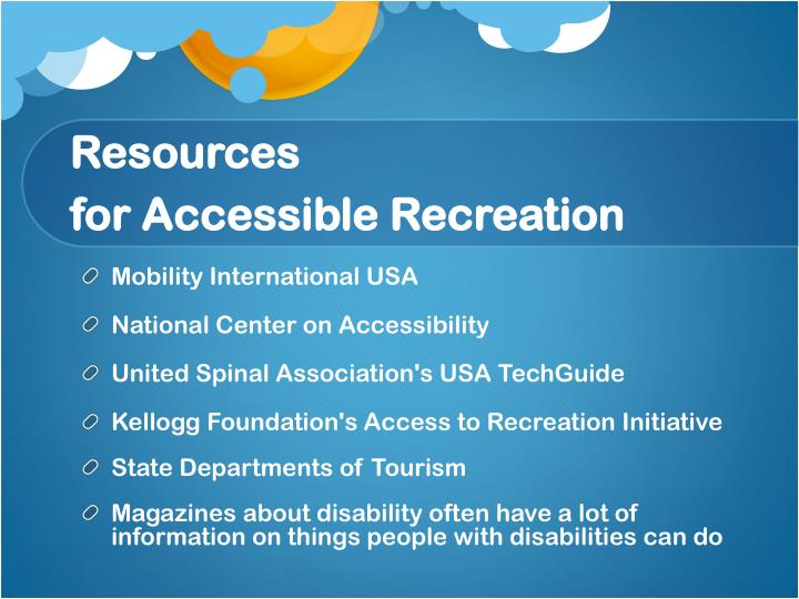Mobility International USA