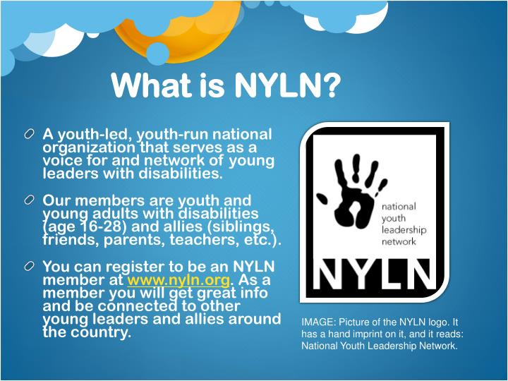 What is NYLN?