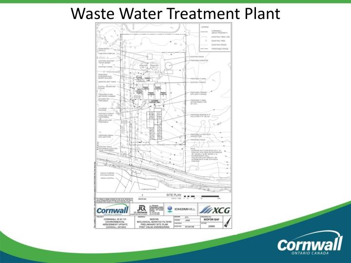 Wastewater Treatment Plant Design Ppt