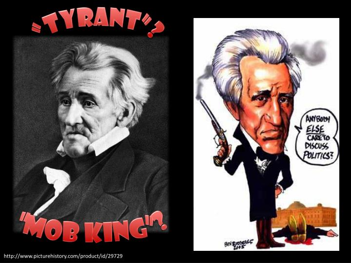 andrew jackson a tyrant Jackson, tyrant or hero essay examples jackson, tyrant or hero  similar to obama, andrew jackson was not just seen as a leader at that time, but an icon as well.