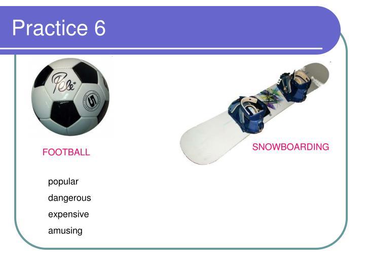 Practice 6