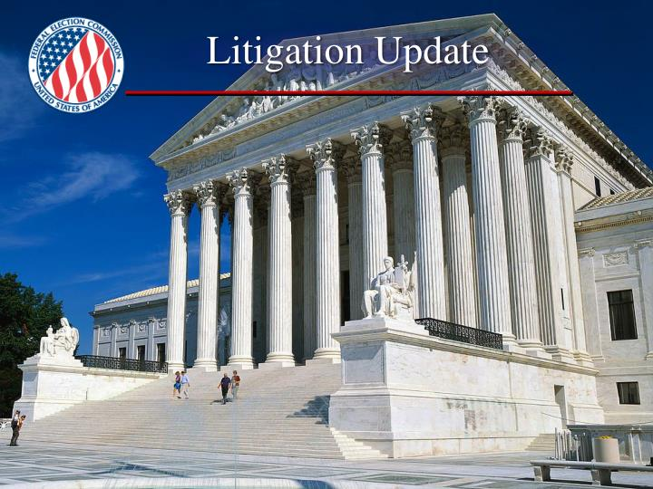 Litigation update