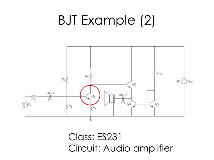 BJT Example (2)