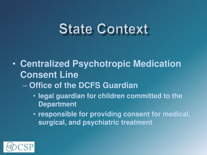 State Context