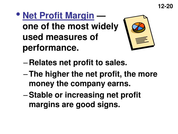Net Profit Margin