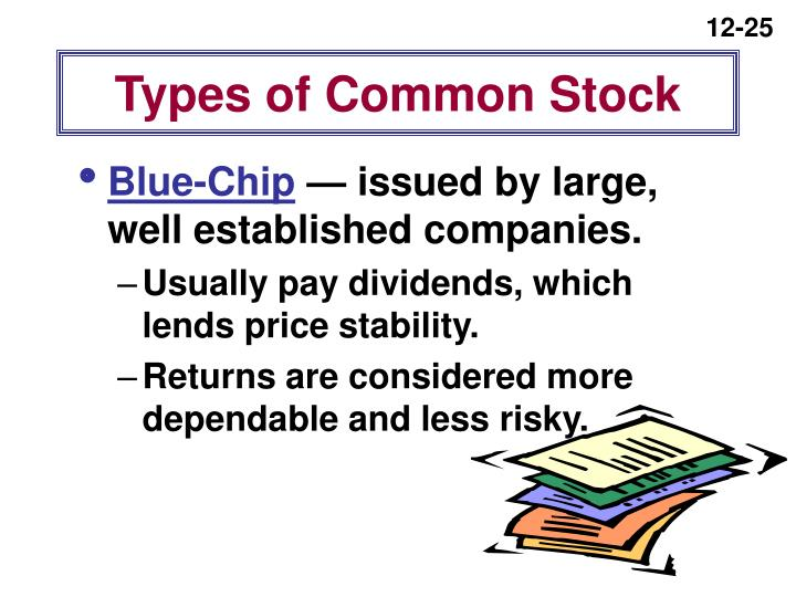 Types of Common Stock