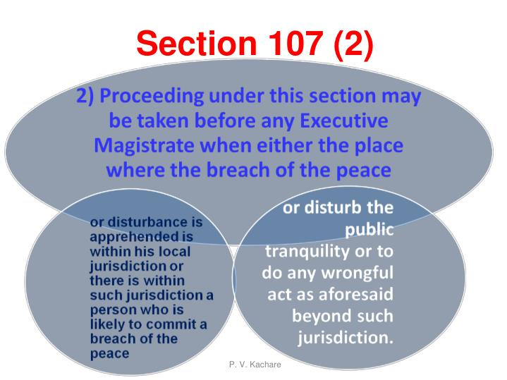 Section 107 (2)