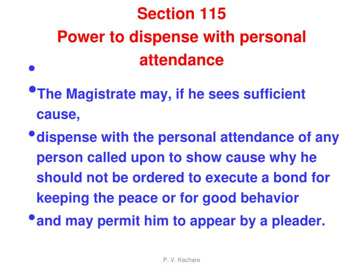 Section 115