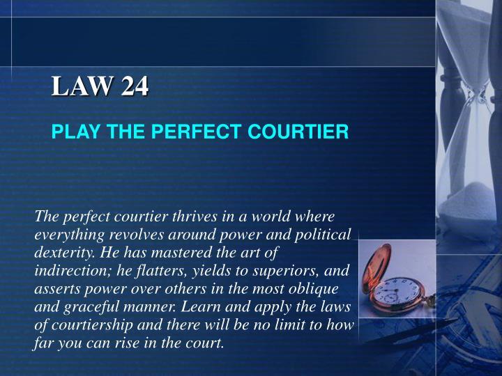 LAW 24