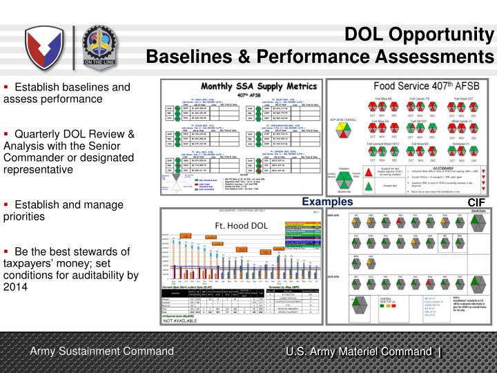 DOL Opportunity