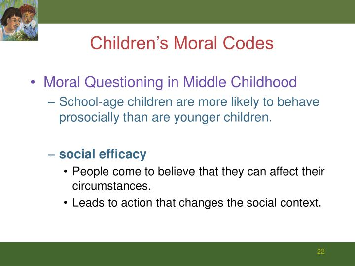 Children's Moral Codes