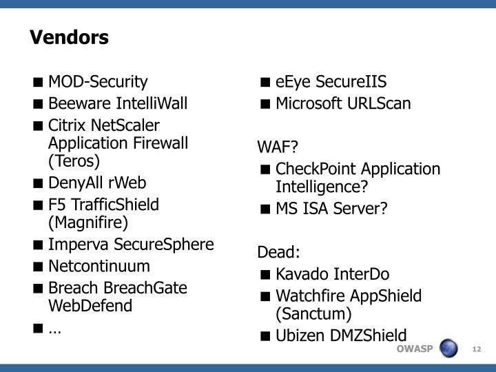 MOD-Security