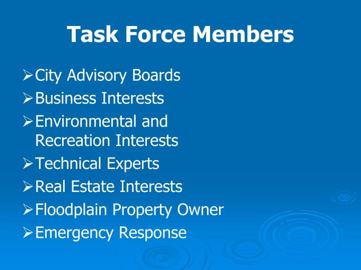 City Advisory Boards