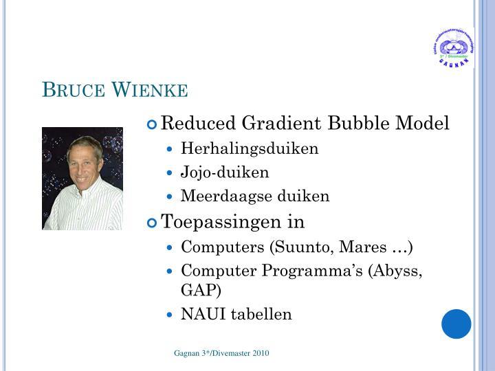 Bruce Wienke