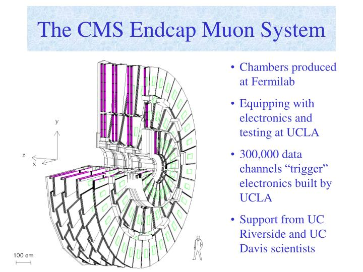 The CMS Endcap Muon System